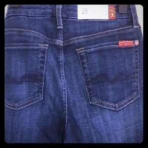 Seven for all mankind new with tags jeans